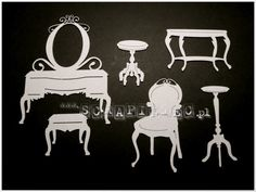 Victoriaanse meubels