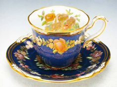 ¤ Spode for Tiffany  1910.