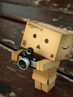 amazon box robot te koop via white rabbit japan