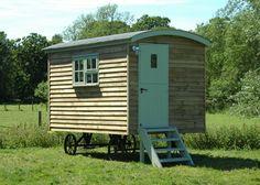 Wallingford shepherds huts