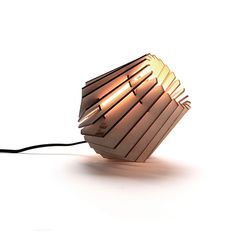 The Mini-spot lamp is a little bad boy, that gives beautiful light for a price that is very rare in Dutch Design. Laser Cut Lamps, Spots, Beautiful Lights, Pretty Cool, Lighting Design, Dutch, Products, Electrical Cable, Minis