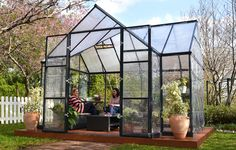 Chalet Greenhouse