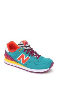 d0f868357 New Balance 574 Pop Safari Collection Sneakers