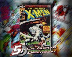 UNCANNY X-MEN # 140  UN CLÁSICO DE 1980, ARGUMENTO DE CHRIS CLAREMONT Y DIBUJO GENIAL DE JOHN BYRNE. ALPHA FLIGHT Y X-MEN JUNTOS. $ 400.00  Para más información, contáctanos en http://www.facebook.com/la5aDimension