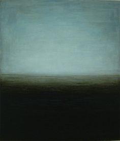 Oil on canvas-Georg Guðni-2002  By far my favorite Icelandic painter