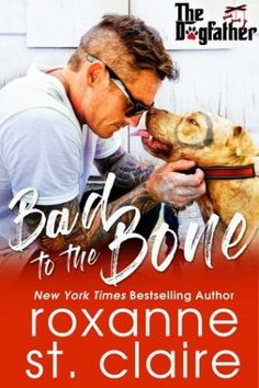 REVIEW: Bad to the Bone by Roxanne St. Claire | Harlequin Junkie | Blogging Romance Books | Addicted to HEA :)