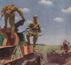 Japanese army  Type 97 chi-ha tanks (china, 1942)
