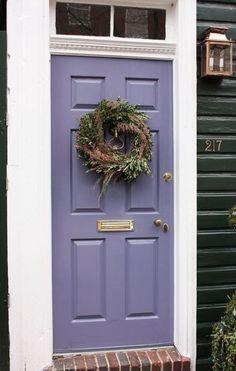 5bbe8a5c67d20e21b519e32f42949d10--purple-door-lavender-front-door.jpg (236×371)