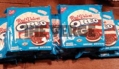 Are These Red Velvet Oreos Real?