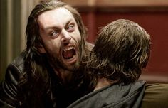 Underworld Vampire Fangs | Michael Sheen is basking in the Twilight hours again for NEW MOON!