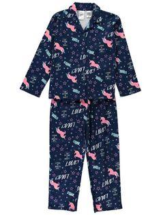 Girls Flannelette Pyjama Set   Best&Less™ Online