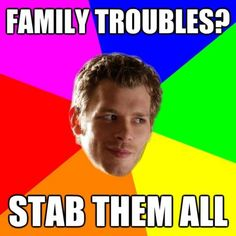 funny, klaus, the vampire diaries