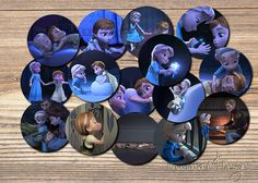 Items similar to Disney Frozen Bottle Cap Images, Frozen Young Elsa, Frozen Young Anna, Frozen Birthday, Frozen Party on Etsy Frozen Birthday Invitations, Thing 1, Craft Punches, Bottle Cap Crafts, Bottle Cap Images, Frozen Disney, Frozen Party, Little Ones, First Birthdays