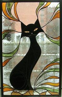 Un vitral o vidriera policromada es una composición elaborada con vidrios de colores, pintados o recubiertos con esmaltes, que se ensamblan mediante varillas de plomo. *-* The term stained glass...