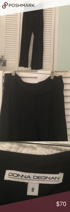 Donna degnan trousers Size 8, perfect condition Donna degnan Pants Trousers