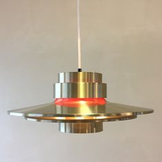 For sale: Swedish hanging lamp by Carl Thore for Granhaga, 1960s
