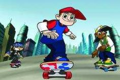 Rob Dyrdek 'Wild Grinders' to Nicktoons on April 27  7pm I play Stubford