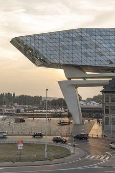Zaha Hadid Architects' Antwerp Port House Photographed by Laurian Ghinitoiu,© Laurian Ghinitoiu
