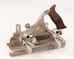 Near Mint! STANLEY NO. 141 Bull Nose Combination Plow Plane SWEETHEART