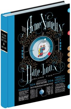 Acme Novelty Date Book [Chris Ware]