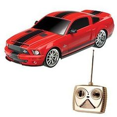 1:18 Licensed Shelby Mustang GT500 Super Snake Electric RTR Remote Control RC Car $24.29