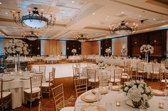 The Westin Stonebriar Hotel & Golf Club Best Wedding & Event Venues in Frisco | Wedding Chicks Wedding Videos, Event Venues, Videography, Golf Clubs, Wedding Events, Table Settings, Reception Ideas, Table Top Decorations, Place Settings