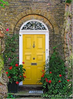 Door by Grynka, via dreamstime.com