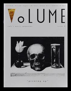David Rudnick — Volume