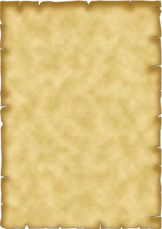 Blank Treasure Map Paper