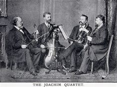 The Joachim String Quartet Cellist Wilhelm Muller was also with the Gottesmann Quartet. Native American Women, Native American History, Native American Indians, Bearded Tattooed Men, Bearded Men, Old West Photos, Wild West Cowboys, Famous Musicians, Cowboys And Indians