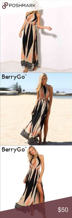 🎀Sexy Lady Maxi Dress -🎀 ❤NWOT SEXY LAY DRESS❤BRAND NEW. LOOK PERFECT IN A PERSON👗😊😘 Dresses Maxi