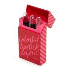 kate spade | lip crayon box set