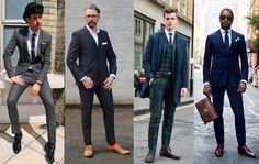 Latest Business Casual Dressing Trends for Men - Cool Office Dressing Guide for Men 2018 - The Hust Mens Fashion Suits, Mens Suits, Business Casual Men, Men Casual, Black Suit Men, Casual Dresses, Casual Outfits, Dapper Gentleman, Dress With Boots