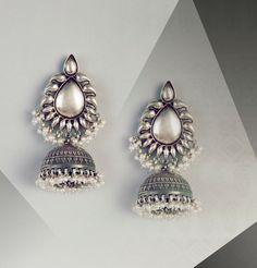 How To Make Silver Bracelets Refferal: 5878861845 Ethnic Jewelry, Metal Jewelry, Indian Jewelry, Jewelry Art, Silver Jewelry, Fashion Jewelry, 925 Silver, Silver Ring, Sterling Silver