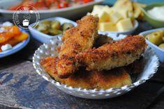 Krokante Spaanse kip met snelle aioli | Eetspiratie Snack Recipes, Dessert Recipes, Snacks, Chicken Games, Chicken Recepies, Football Food, I Love Food, Brunch, Appetizers