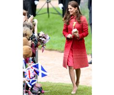 Kate Middleton - Elle