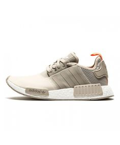 Adidas NMD R1 Runner W Clear Brown Light Brown Sun Glow S75233