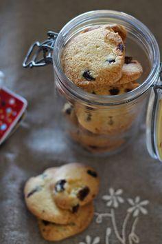 As Minhas Receitas: Bolachinhas de Manteiga, Laranja e Arandos