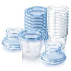 Pots de conservation sans BPA SCF612/10 PHILIPS AVENT