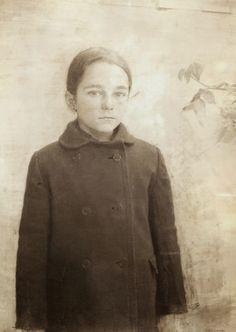 """Antonio Lopez Garcia: """"Maria"""". Pencil on paper, 1972"""