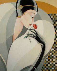 Obraz Floris - Artysta Urszula Tekieli