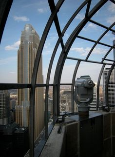 Foshay Tower Observation Deck
