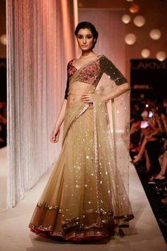 Manish Malhotra. So sparkly!
