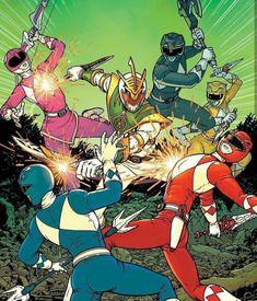 Power Rangers Vs Lord Drakkon