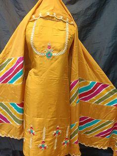 Party Wear Indian Dresses, Designer Party Wear Dresses, Indian Outfits, Embroidery Suits Punjabi, Embroidery Suits Design, Embroidery Designs, Punjabi Salwar Suits, Salwar Kameez, Kurti