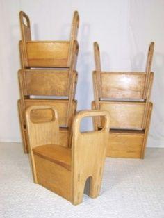 Pommel Seat Stools