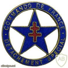 3e Bataillon de choc (Commandos de France), Special detachment