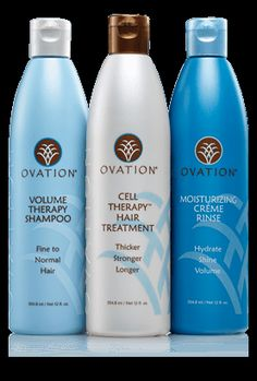 Balance Cell Therapy® System - Ovation Hair® I wonder if this actually works?