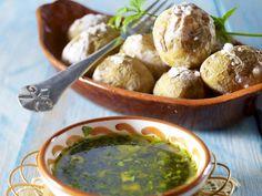 Tapas - köstliche spanische Häppchen - runzelkartoffeln  Rezept