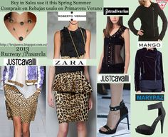 Laura Gil habla de nosotros en su blog, Brujaness. ¡Nuestros zapatos y bolsos se cuelan en las pasarelas para marcar tendencia!